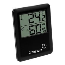 Weather station, electronic thermometer, 2measure hygrometer
