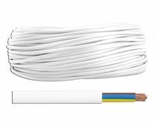 3-wire network cable 1m