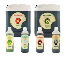 A set of fertilizers and boosters Biobizz for 40-60 plants, approx. 4m2