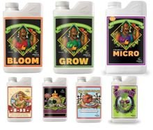 Advanced Nutrients Kit - Hobbyist level 25 L per week