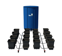 Autopot set 1Pot 16X flower pot 15l + tank 225l
