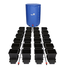 Autopot set 1Pot 24X flower pot 8,5l + 400l tank