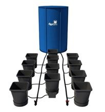 Autopot set 1Pot XL 12x flower pot 25L + tank Flexi Tank 225L