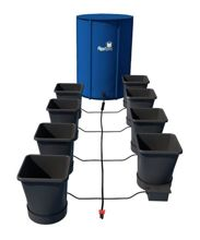 Autopot set 1Pot XL 8x flower pot 25L + tank Flexi Tank 100L