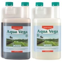 Canna Aqua Vega 2x1L fertilizer