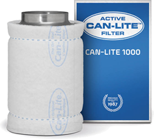 Carbon filter Can-Lite 1000 1000-1100 m3 / h | FI 200mm