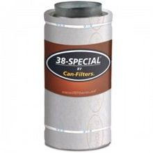 Carbon filter Can Special 125 steel 1700-2000 m3 / h | FI 250mm