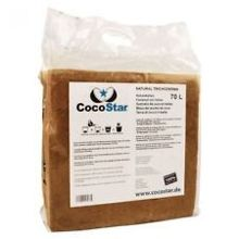 Coir substrate Cocostar + trichoderma, compressed 70L