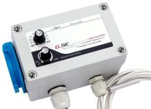 Digital temperature and rotation controller G-Systems 3A FC01-203EU