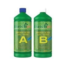 DutchPro Soil Bloom A / B 2x1L for soft water