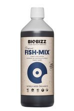 Fertilizer Biobizz Fish Mix 1L - an organic fertilizer that increases the quality of the soil