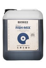 Fertilizer Biobizz Fish Mix 5L - an organic fertilizer that increases the quality of the soil