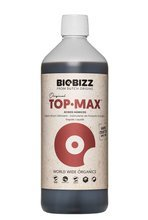 Fertilizer Biobizz Topmax 1L - organic flowering stimulator
