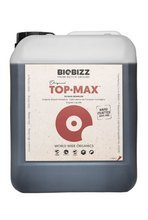 Fertilizer Biobizz Topmax 5L - organic flowering stimulator