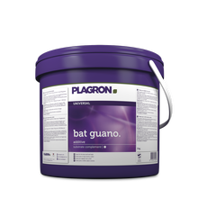 Fertilizer Plagron Bat Guano 5l | organic stimulator to the ground