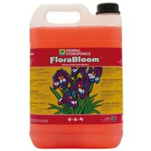GHE Flora Bloom 5L - fertilizer for flowering