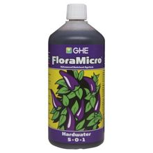 GHE Flora Micro 0,5L for hard water