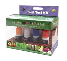 Garland A set of 60 NPK tests for soil testing (PH, Nitrogen, Phosphorus, Potassium)