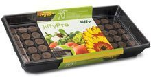 Greenhouse Jiffy PRO Comfort with 72 Jiffy pellets