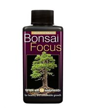 Growth Technology Bonsai Focus a balanced conditioner for bonsai plants 300ml
