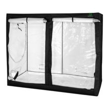 Herbgarden white 240x120x200cm - growing tent