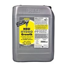 Hesi Hydro Growth 5L - for the growth phase for cultivation in hydroponics