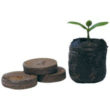 Jiffy peat disc for 33mm sowing 1 piece