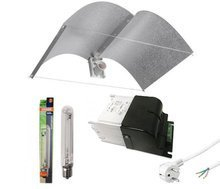 Lighting set HPS Osram PlantaStar 600W + power supply + reflector