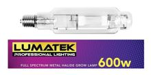 MH Lumatek 600w bulb - for growth