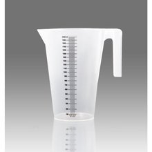 Measure / Dispenser 2L plastic with graduation every 20ml