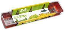 Mini greenhouse Jiffy Easy with 24 Jiffy pellets