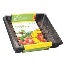 Mini greenhouse Jiffy Pro with 36 Jiffy pellets