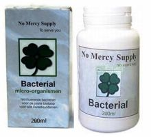 NO MERCY Bacterial tablets 50ml