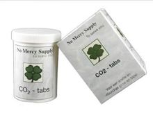 NO MERCY CO2 tablets 150 PC