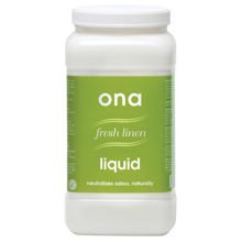 Neutralizer liquid ONA Liquid Fresh Linen 3.65L