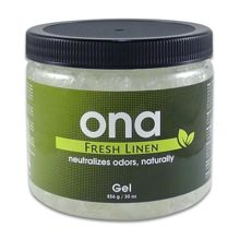 ONA Fresh Linen Gel 500ml - odor neutraliser
