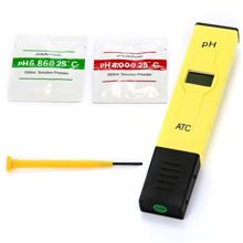 PH meter acid meter with ATC function