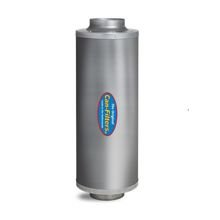 Pass-through carbon filter in-Line Filter 425m3 / h 125mm