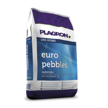 Plagron Euro Pebbles Expanded clay 45L ceramic granulate