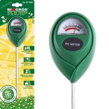 Soil pH meter ground tester