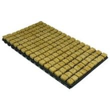 Sowing tray seed mineral grodan 150 pieces 25x25x40mm