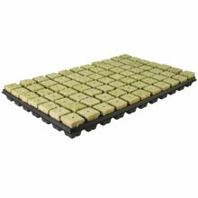 Sowing tray seed mineral wool 77 pcs 35x35x40mm Grodan