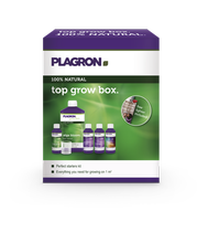 Top Grow Box 100% Natural Plagron fertilizer set