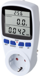 Watt meter with energy meter