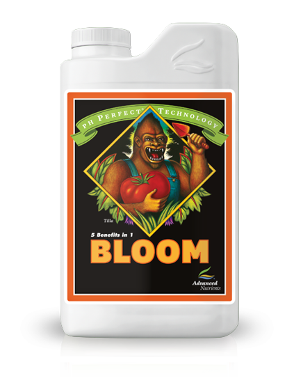 BLOOM 1-3-4 1L | with the perfect pH formula