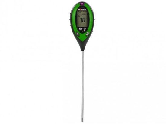 BioGod - Electronic soil tester 4in1 soil pH meter