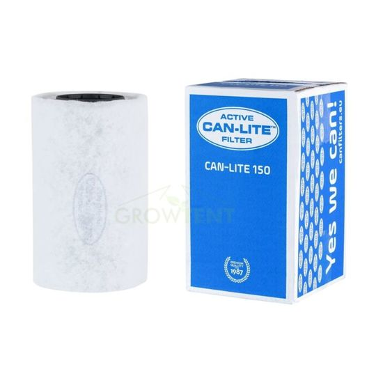 Carbon filter Can Lite 150PL 150-165 m3 / h 100 / 125mm