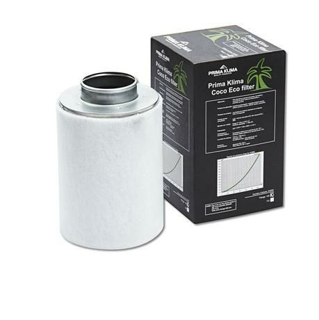 Carbon filter Prima Klima Eco Line 125mm 360-480 m3 / H