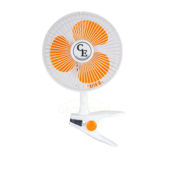 Cornwall Electronics 15W fan with clip