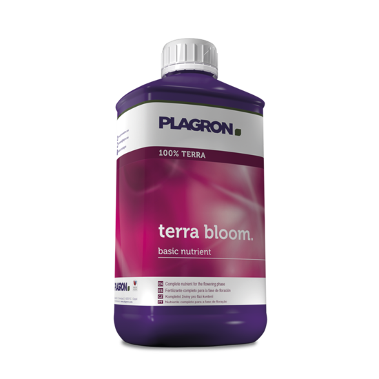 Fertilizer Plagron terra bloom 1L | For flowering